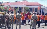 BEM STISIP Mbojo Desak Walikota Hentikan Aktivitas Air Bor Dalam di Rabadompu