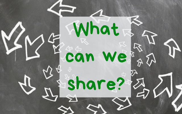 Let's make a sharing world