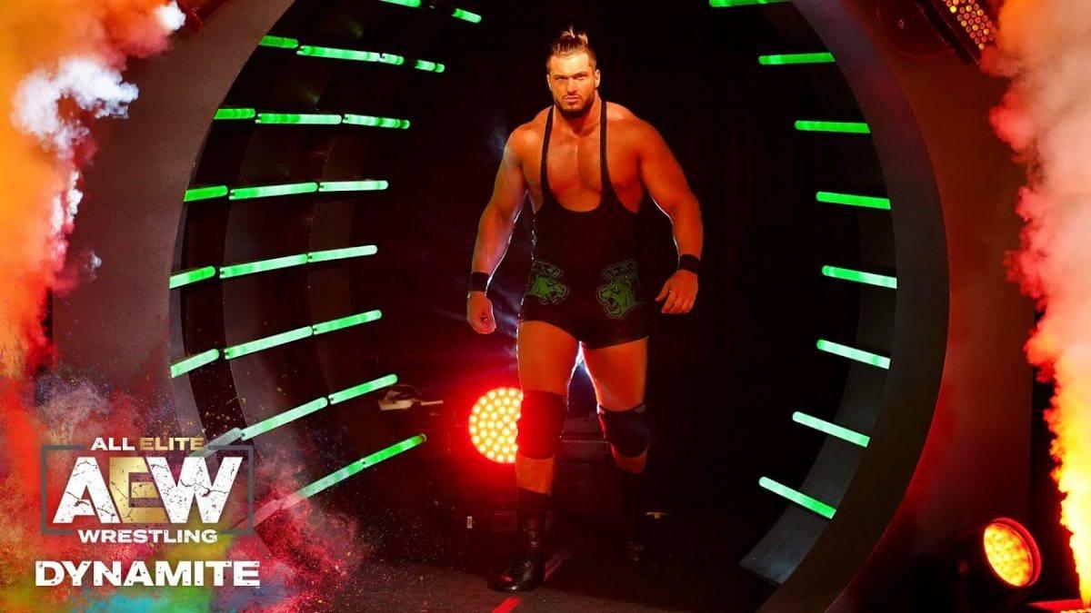 Jim Ross aponta Wardlow como o próximo grande lutador da AEW