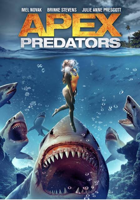 Tiburones atacan a bañistas al tráiler de APEX PREDATORS