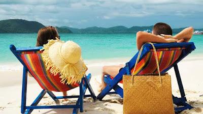tatile çıkmadan önce, tatil rezarvasyon