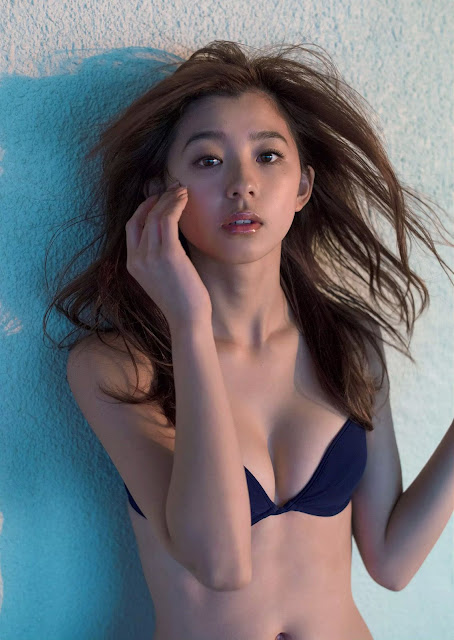 Asahina Aya 朝比奈彩 Weekly Playboy November 2015 Pics 5