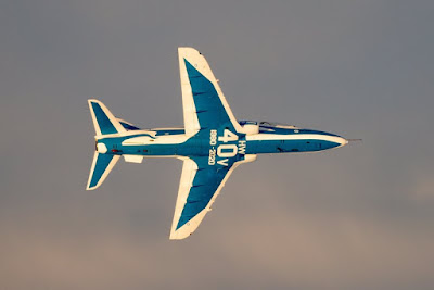 Finnish Air Force 40 years Hawk