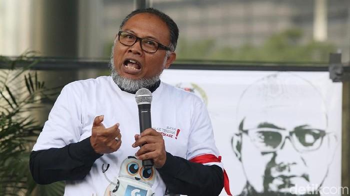 Ikut Soroti SP3 Kasus BLBI, BW Salahkan Revisi UU KPK di Era Jokowi