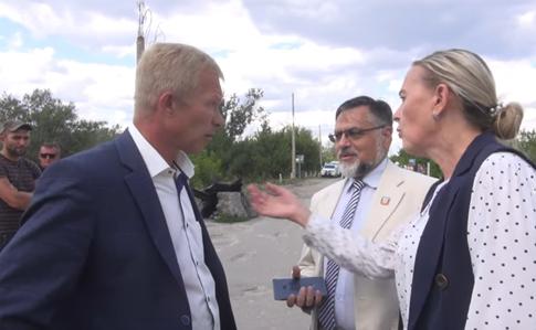 """Скандальний візит з ОРЛО: в СБУ пояснили, чому не затримали """"гостей"""""""