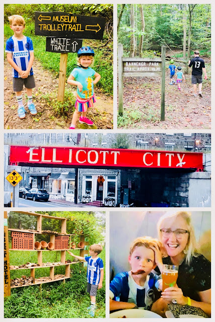 Ellicott City Route One Fun