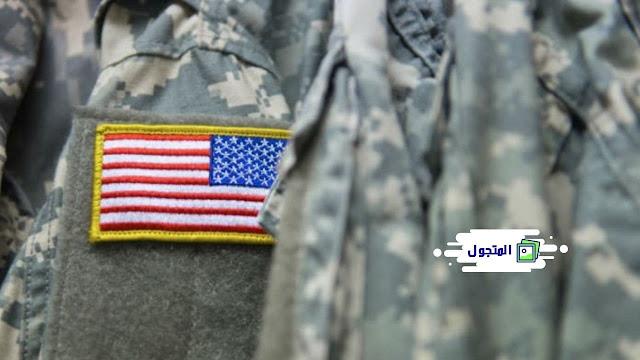 لماذا يظهر العلم الأمريكي بشكل خلفي على الزي العسكري؟