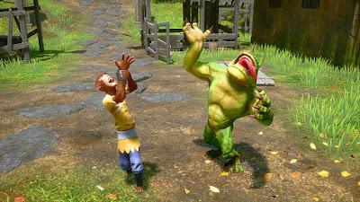 Monkey King Hero Is Back Game Screenshot 2