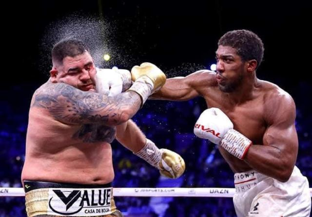 Anthony Joshua: Too much partying almost cost me rematch - Andy Ruiz jr