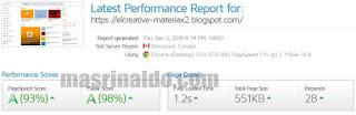 Review Template Materia X2 Premium Tema Blogger Anti Mainstream 7