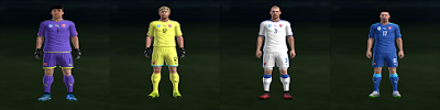 Slovakia Euro 16 kit & Switzerland Kit Update