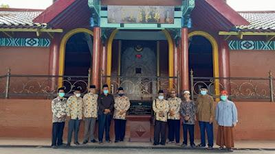 DMI-LTMNU Kab. Malang  Belajar Mengelola Manajemen Masjid ke Masjid Cheng Hoo Pandaan dan Surabaya