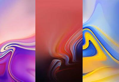 Wallpaper Galaxy Note 9 Stock