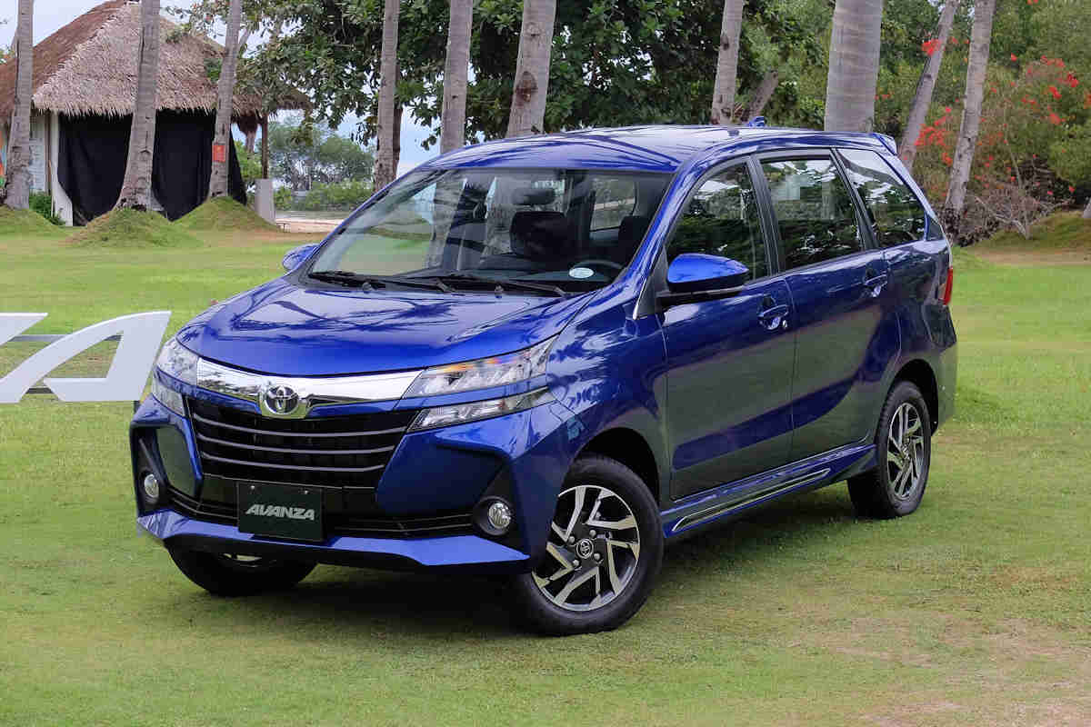 Here's A Closer Look At The 2019 Toyota Avanza (w/ 21