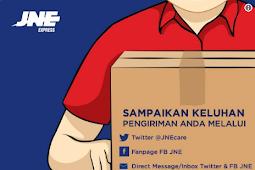 Cara Komplain Paket JNE Yang Belum Sampai Dengan Cepat