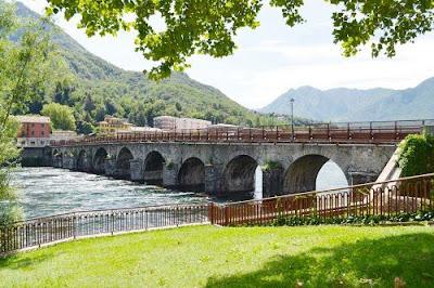 Ponte Azzoni Visconti Lecco - gite in Lombardia