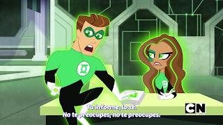 Ver DC Super Hero Girls Temporada 2 - Capítulo 9