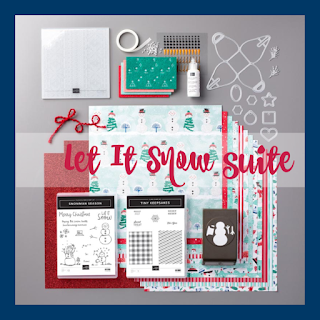 Stampin' Up!'s Let It Snow suite