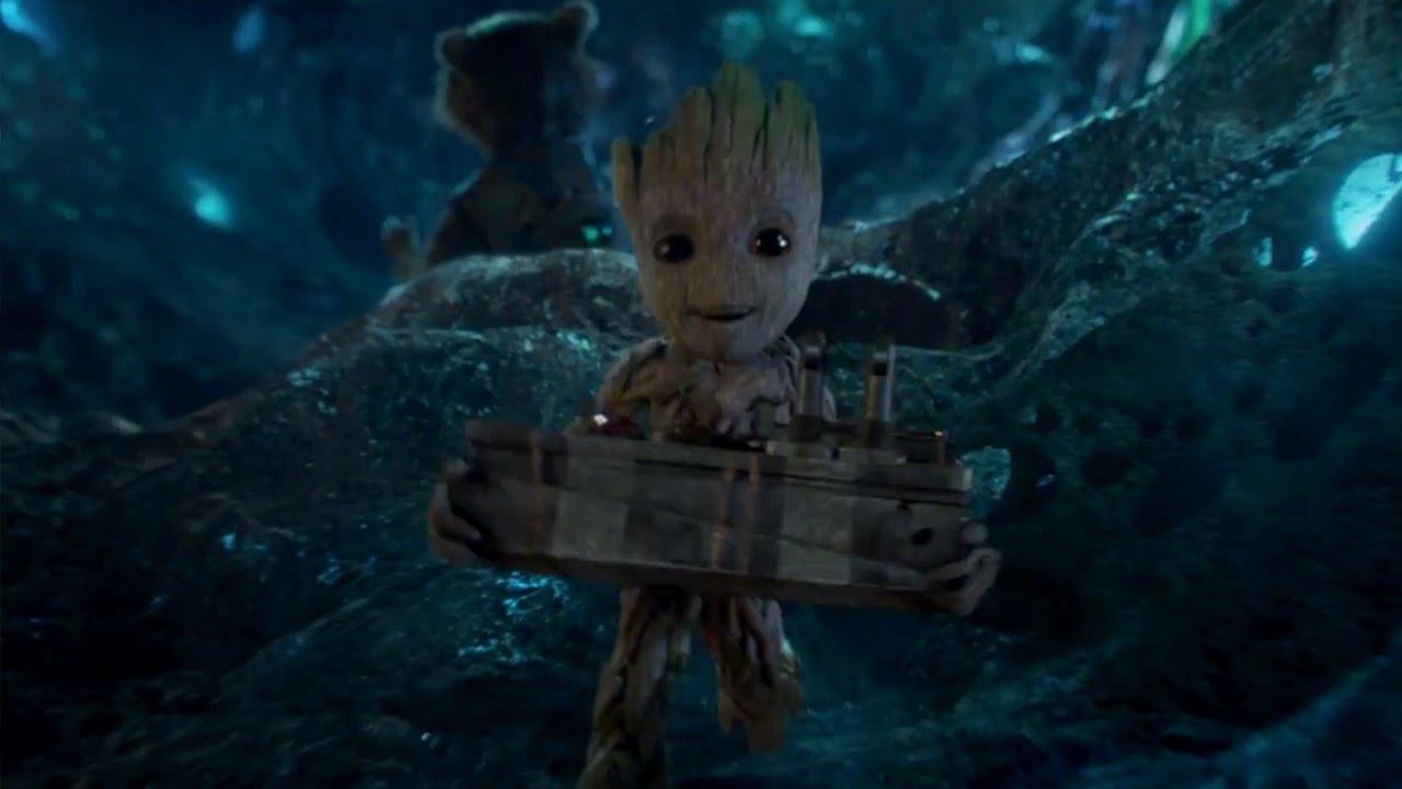 """Trailer de """"Guardiões da Galáxia"""" é o 2º mais visto de todos os tempos"""