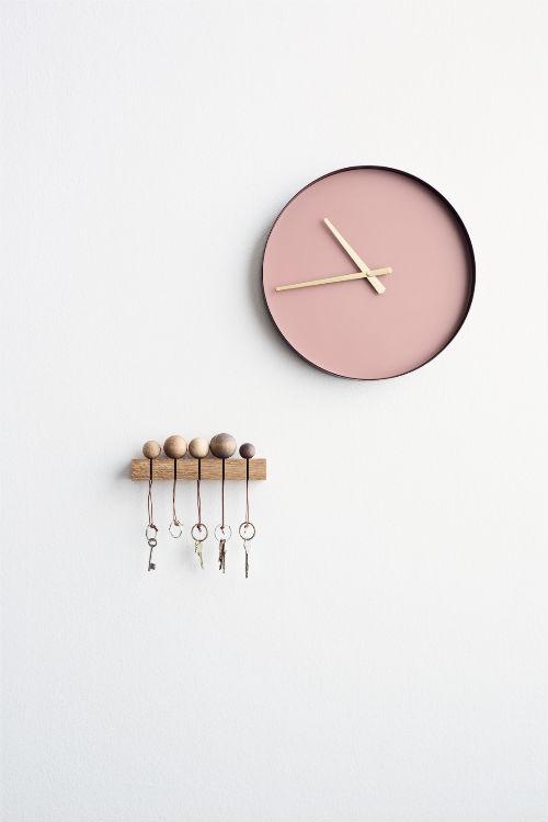 Wanduhren und Schlüsselanhänger sind eigentlich langweilig - es sei denn, sie überzeugen durch ihr Design.