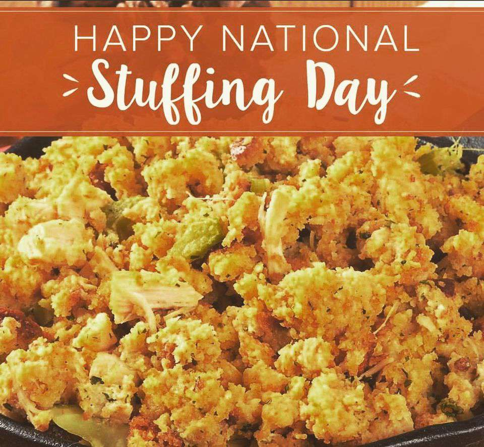 National Stuffing Day Wishes Unique Image