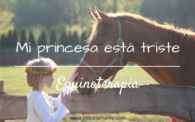 Equinoterapia - Terapia con caballos