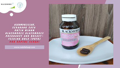 Review Blackmores Pregnancy and Breast-Feeding Gold