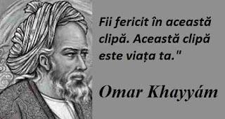 Maxima zilei: 18 mai - Omar Khayyám