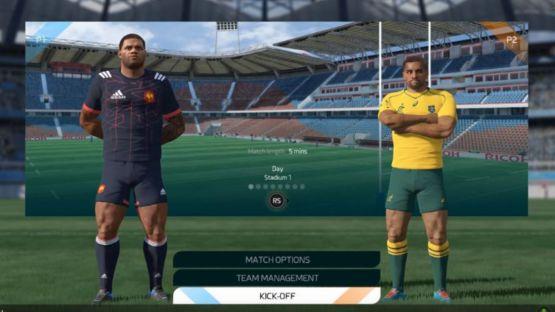 Rugby 18 screenshot 4