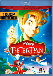 Peter Pan [1953] [1080p BRrip] [Latino- Ingles] [GoogleDrive] LaChapelHD