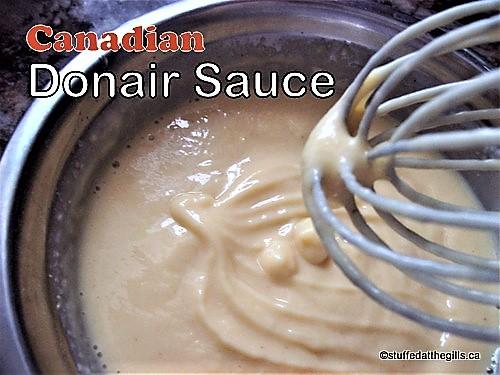 Donair Sauce
