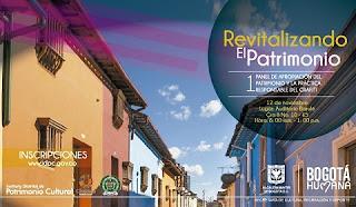 Primer Panel sobre apropiación del patrimonio y práctica del grafiti