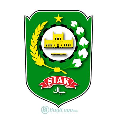 Kabupaten Siak Logo Vector