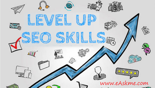 10 Alternative Ways to Level Up Your SEO Skills: eAskme