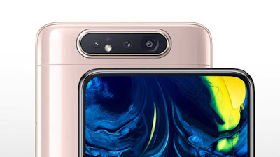 The New Samsung Galaxy A80