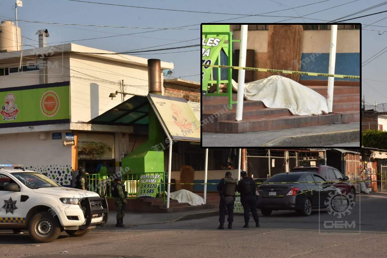 Sujetos armados acribillaron al conductor de un vehículo, hirieron a una mujer y a otro hombre más en la Colonia Lázaro Cárdenas de Irapuato; Guanajuato