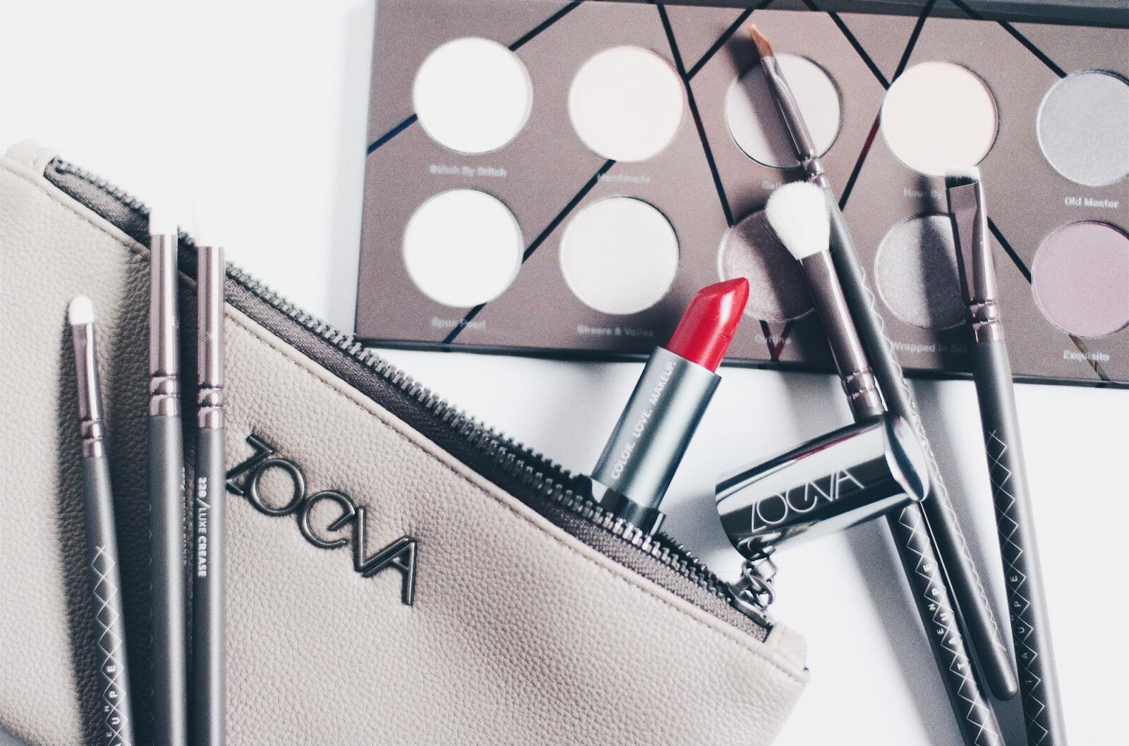 zoeva pinceaux maquillage arrive chez Sephora