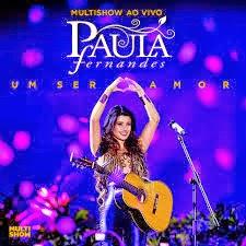 Paula Fernandes ao vivo no Multishow