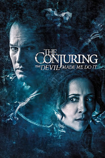 The Conjuring: The Devil Made Me Do It [2021] [DVDR] [NTSC] [Latino]