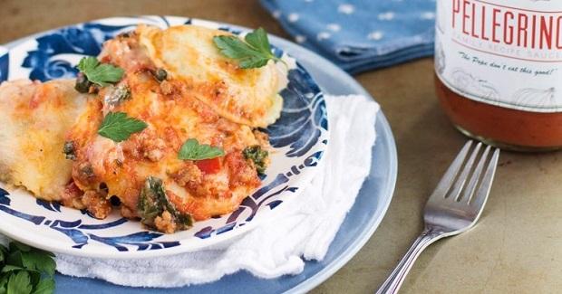 Easy Ravioli Lasagna Recipe