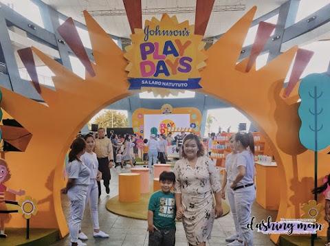 Harvey's Experience at Johnson's® Play Days 2019: Sa Laro Natututo