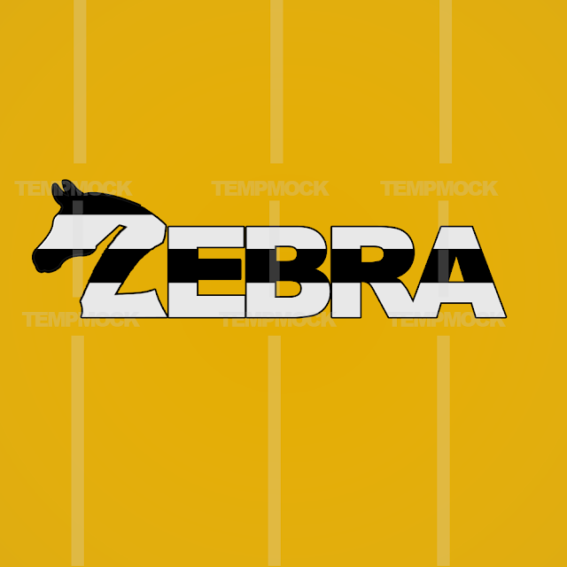 zebra logo design inspiration