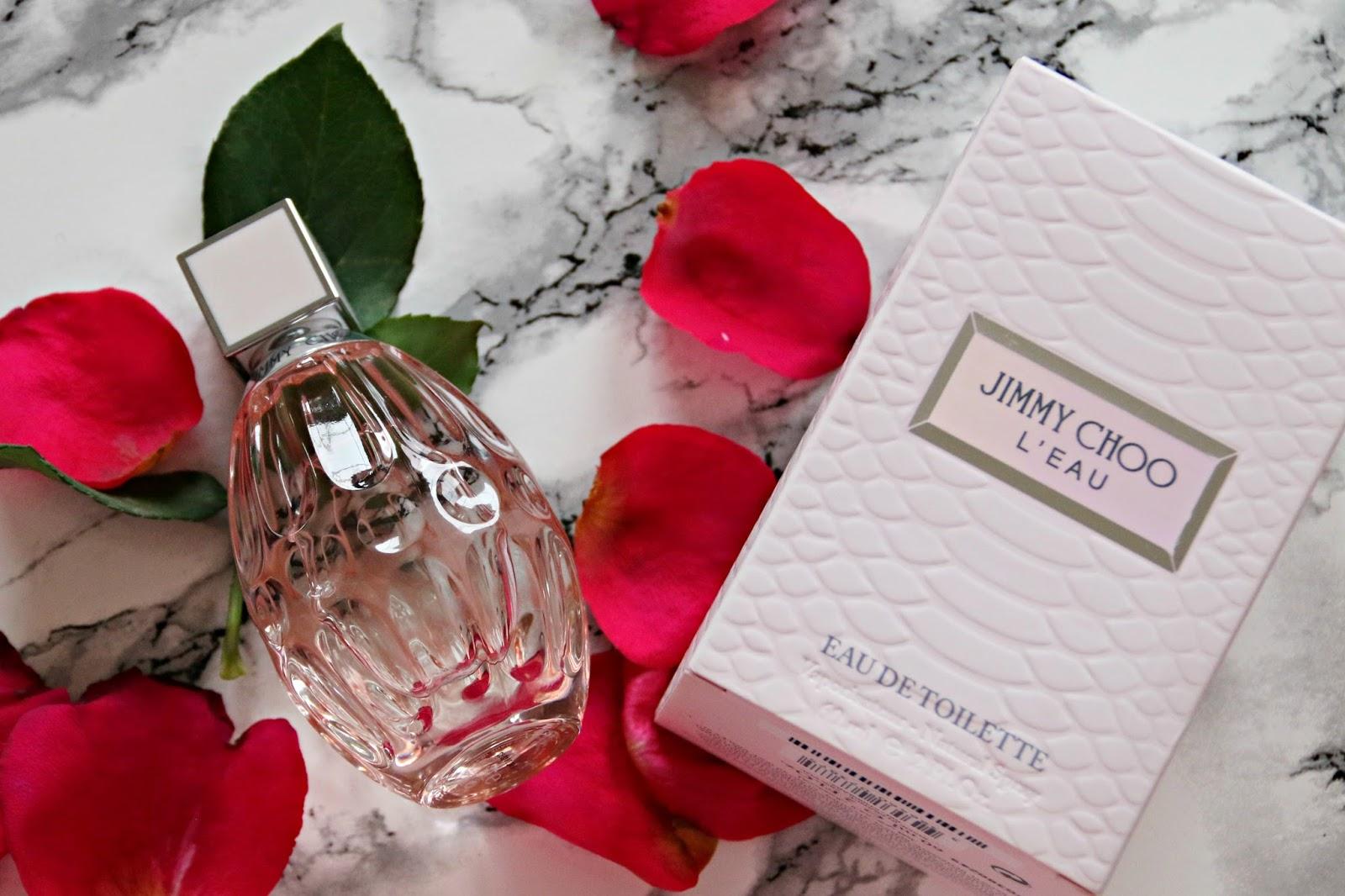 Jimmy Choo L'Eau Fragrance Review