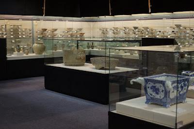 やきもの博物館 瀬戸蔵ミュージアム 瀬戸焼の変遷の展示