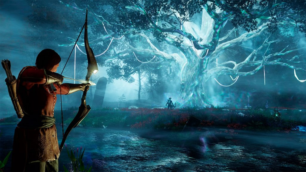The Azoth Tree is one of the points of interest in New World.