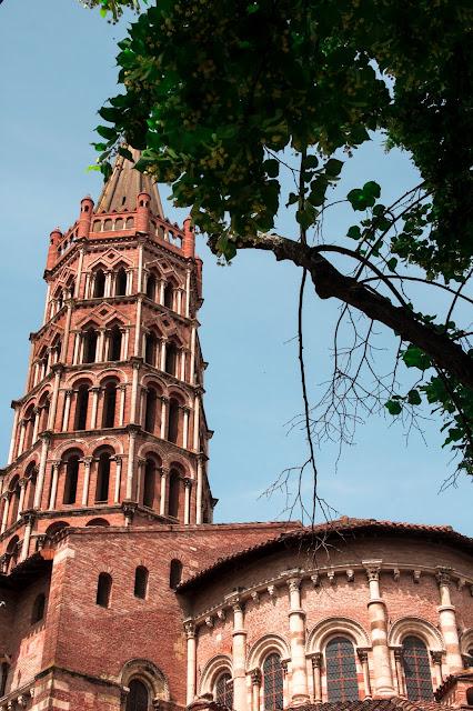 Eglises Saint Sernin Toulouse