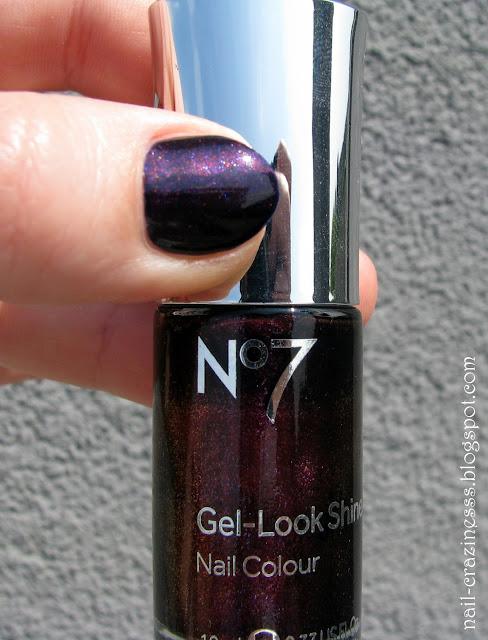galaxy | lakier do paznokci | no. 7| nail polish swatch