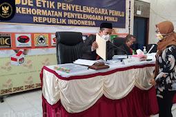 DKPP Periksa Karolus Kopong Sabon dan Anggota Bawaslu Kabupaten Kaimana