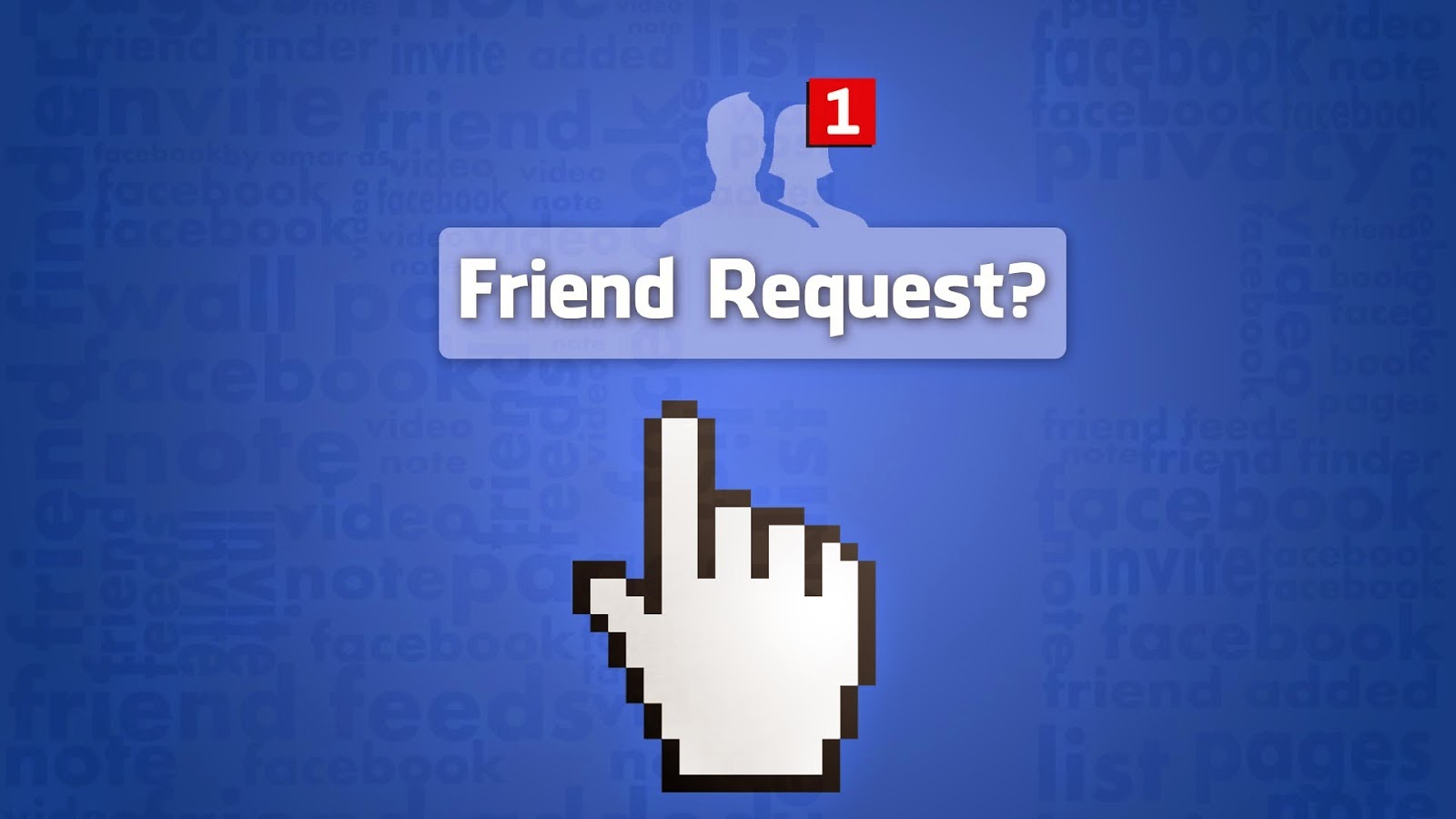 Check Pending Request On Facebook