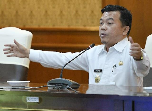 Al Haris Si Penjual Koran Itu, Kini Jadi Gubernur Jambi